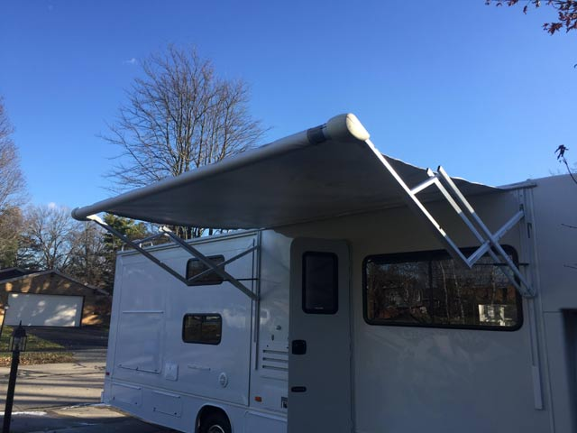 2013 Extended Awning